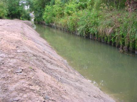 lit-recalibré-du-Canal-Napoléon