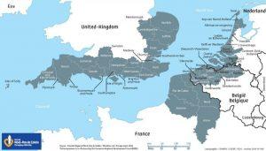 Territoire de la Région des 2 Mers